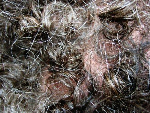 MICROGELUK Met Haarstukjes