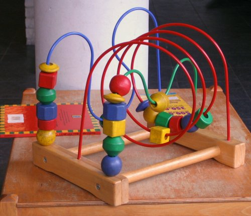 M-string-abacus