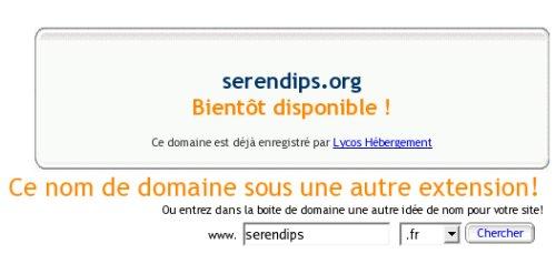Serendoeps